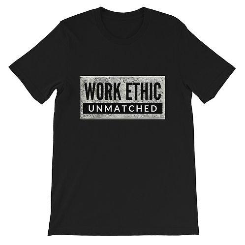 """""""Work Ethic"""" Short-Sleeve Unisex T-Shirt"""