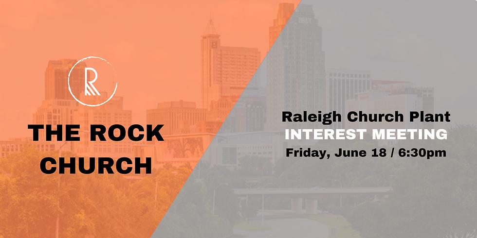 Rock Church Interest Meeting