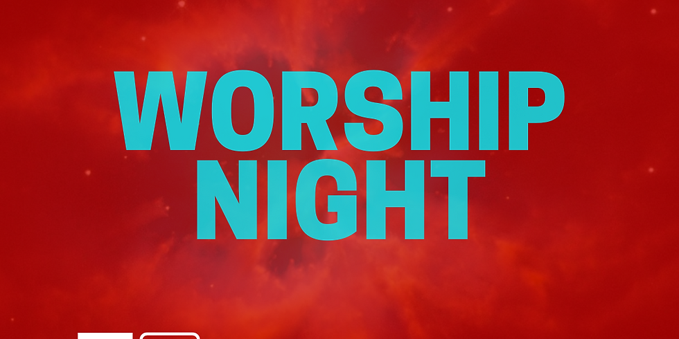 Virtual Worship Night