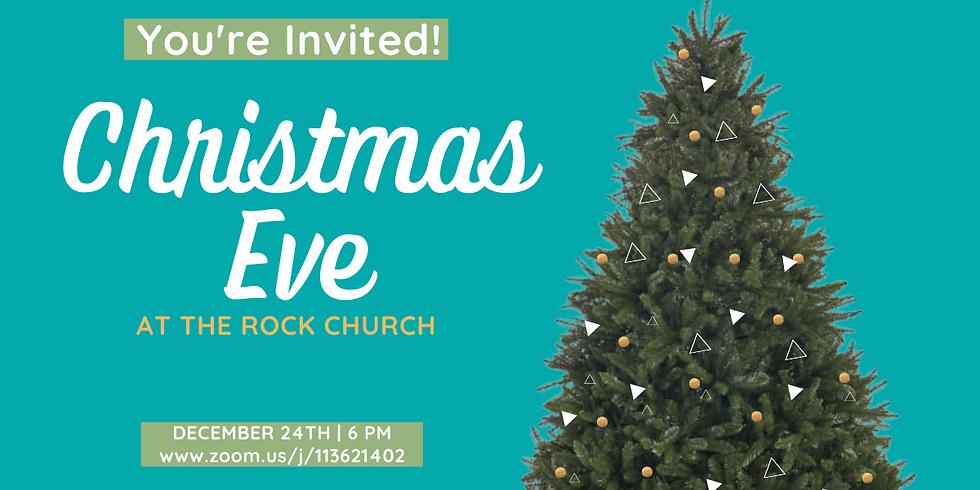 Christmas Eve a the Rock Church