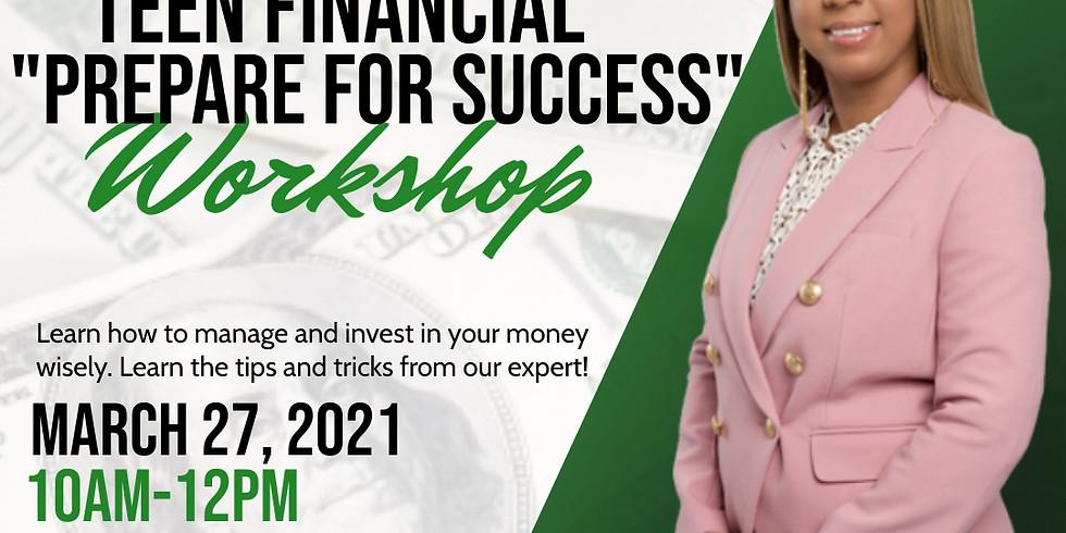 Teen Financial Literacy Workshop