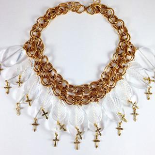 Lucite Necklace - $250