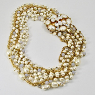 Perle Necklace - $400