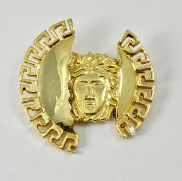 Gianni Versace Pin - $150
