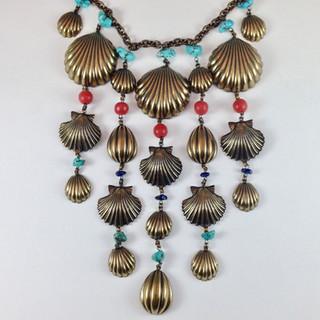 Conchiglia Necklace - $250