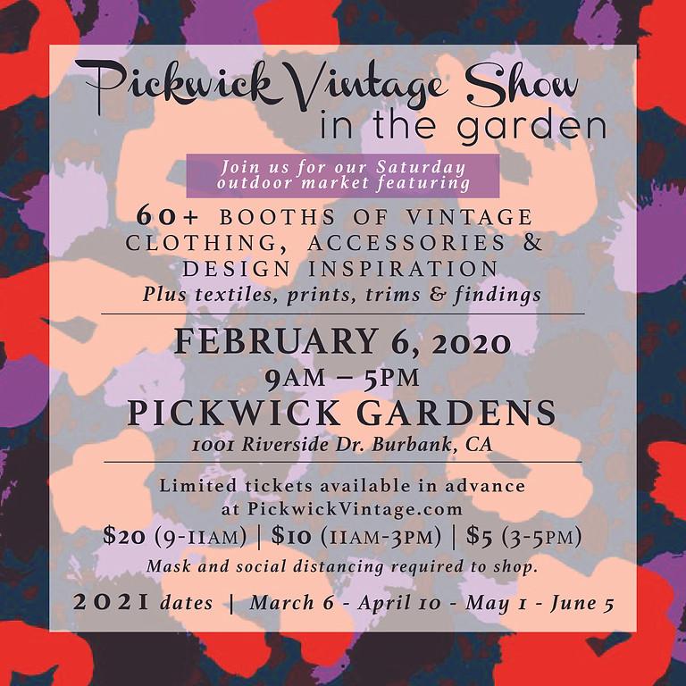 Pickwick Vintage Show