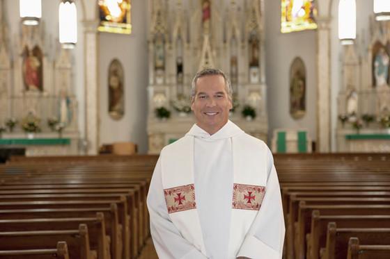 Attending Mass