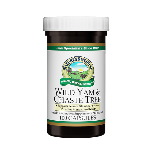 Wild Yam & Chaste Tree