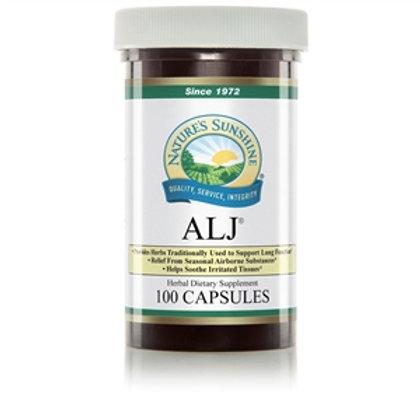 ALJ® (100 Caps)