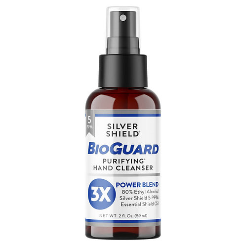 Silver Shiled BioGuard Purifying Hand Cleanser