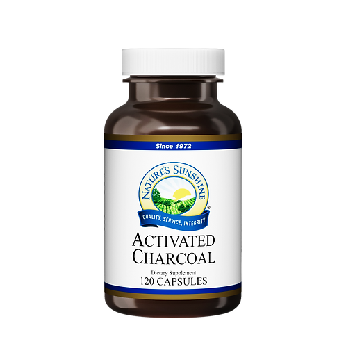 Charcoal, Activated