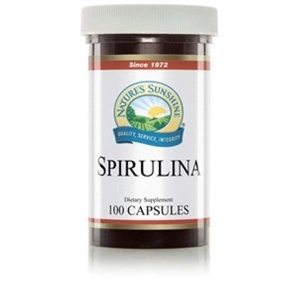 Spirulina (100 Caps)