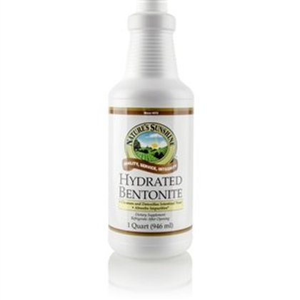 Hydrated Bentonite 32 fl oz