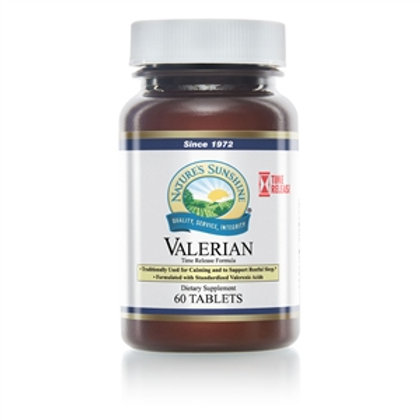 Valerian Root Extract T/R (60 Tabs)