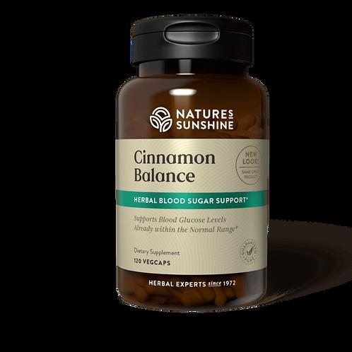 Cinnamon Balance