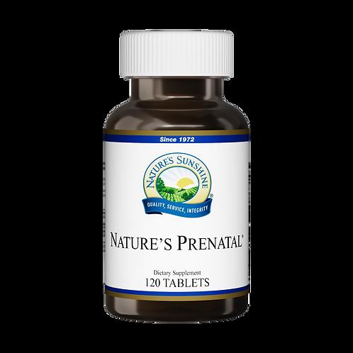 Nature's Prenatal Multivitamin
