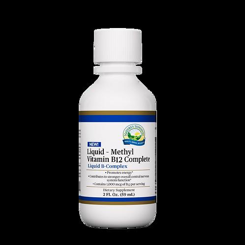 Methyl B-12 Complete, Liquid