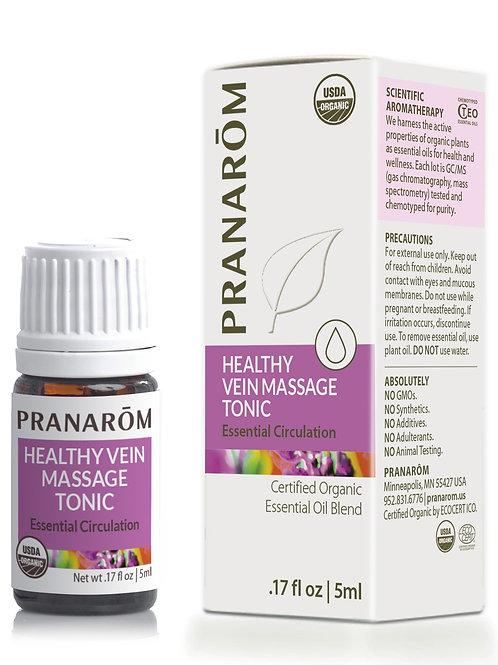 Healthy Vein Massage Tonic