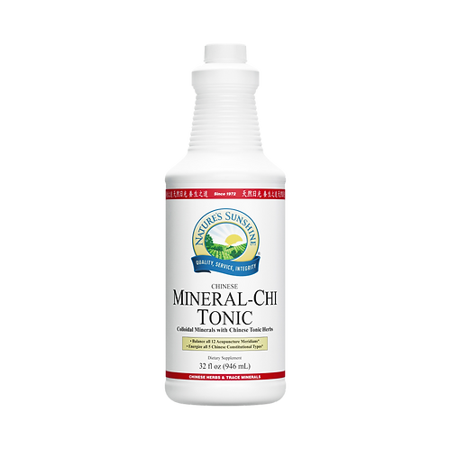 Mineral-Chi Tonic, Chinese 32 fl oz