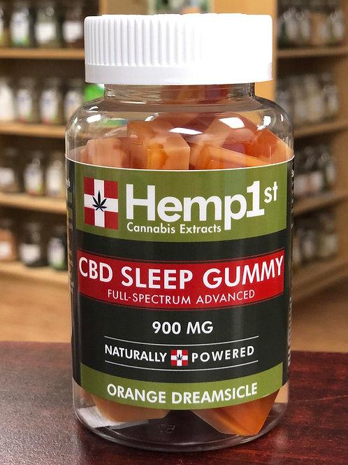 Hemp 1st CBD Sleep Gummy