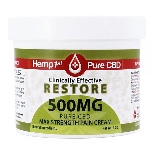 CBD Pain Relief Cream