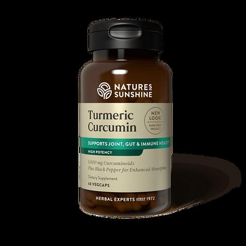 Turmeric Curcumin (60 Capsules)