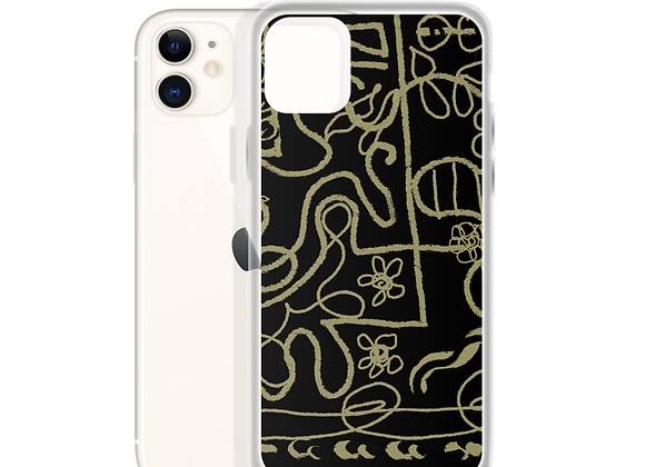 """""""Velvet"""" 00.9 iPhone Case"""