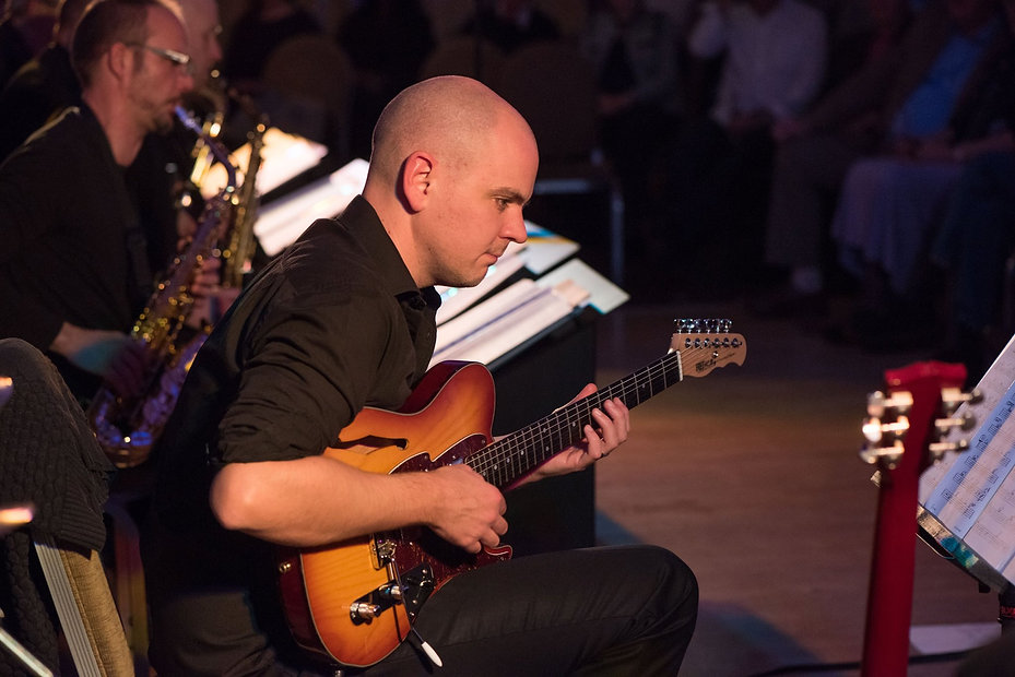 London Session Guitarist
