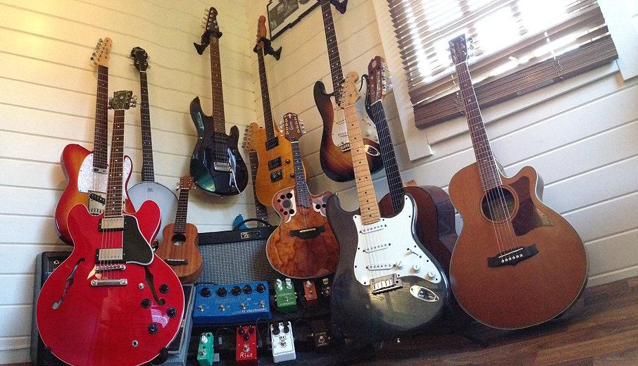 Guitar lessons New Ash Green, Longfield Kent, Online guitar lessons, Online guitar sessions