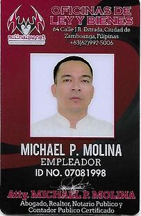 Michael P. Molina