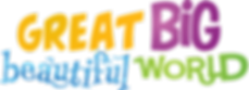 Great Big Beautiful World logo_color_hor