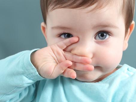 איך להקל על תינוק מצונן?