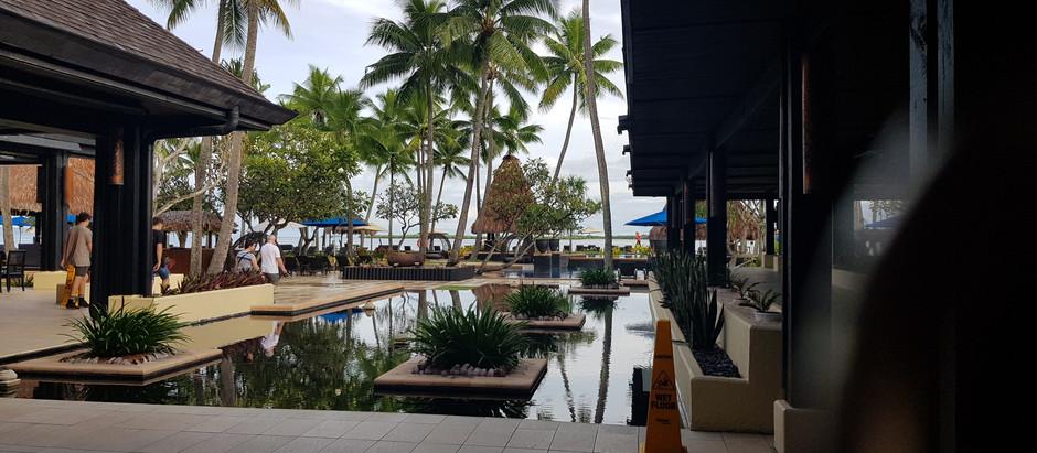 피지 여행 -호텔편