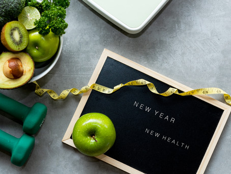 New Year - Healthier YOU!