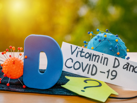 Correlation between Vitamin D and Covid-19 infection (Part 1)