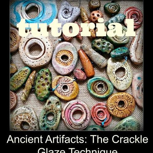 Ancient Artifacts: The Crackle Glaze Technique