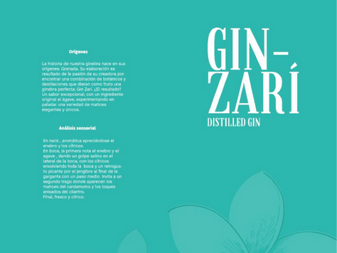 GIN-ZARÍ, un alambique con secretos