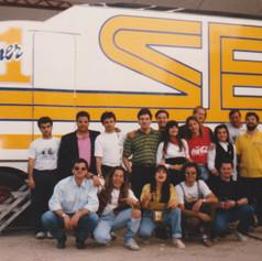Vuekta ciclista España 1992