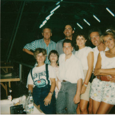 Spot Ibiza . Madrid 1987