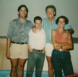 Peter Hampton. Madrid 1987