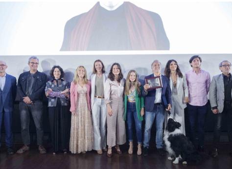 Paco Arango y la Fundación Aladina reciben el Premio González Sinde 2018