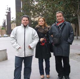 Puri Gil -  Julio Gutierrez