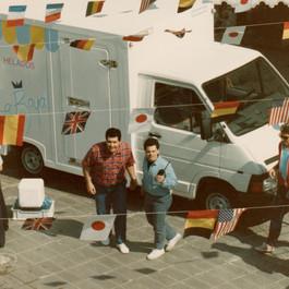 Spot Renaultu. España 1987