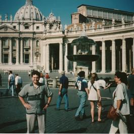 Vaticano, Roma. 1994