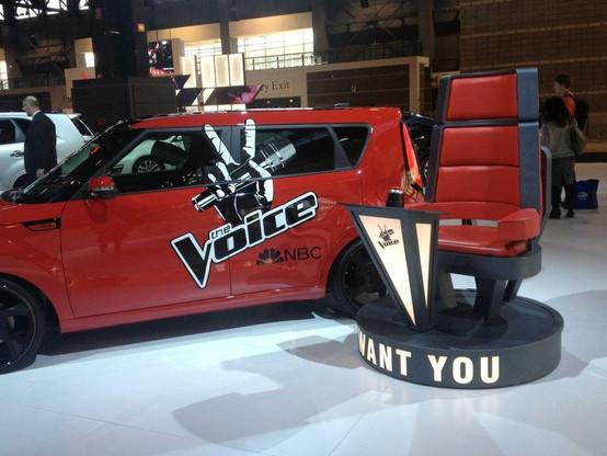 Kia Chicago Auto Show Activation