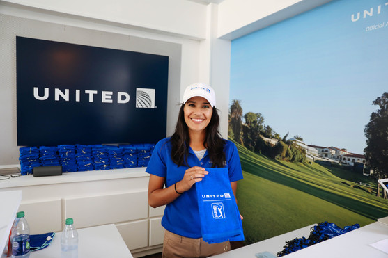 United Airlines' Sponsorship of the PGA Tour