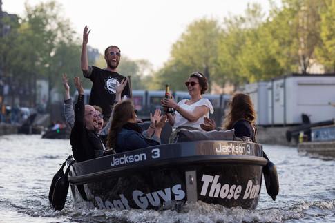 Those Dam Boat Guys Social Media