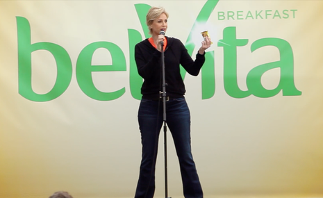 belVita Launch Events with Jane Lynch in Multiple Cities