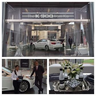 Kia K900 Launch Event