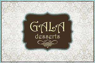 gala desserts logo